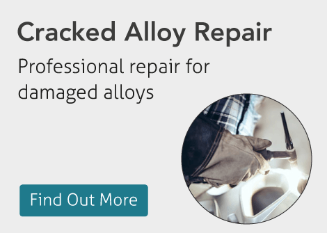 Cracked Alloy Wheel Repair Manchester