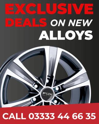 Alloy Wheels Online Deals